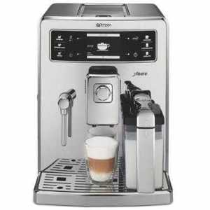 Fingerprint Coffee Machine