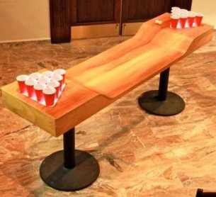 Coolest Beer Pong Table
