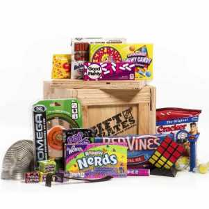 Old School Gift Crates